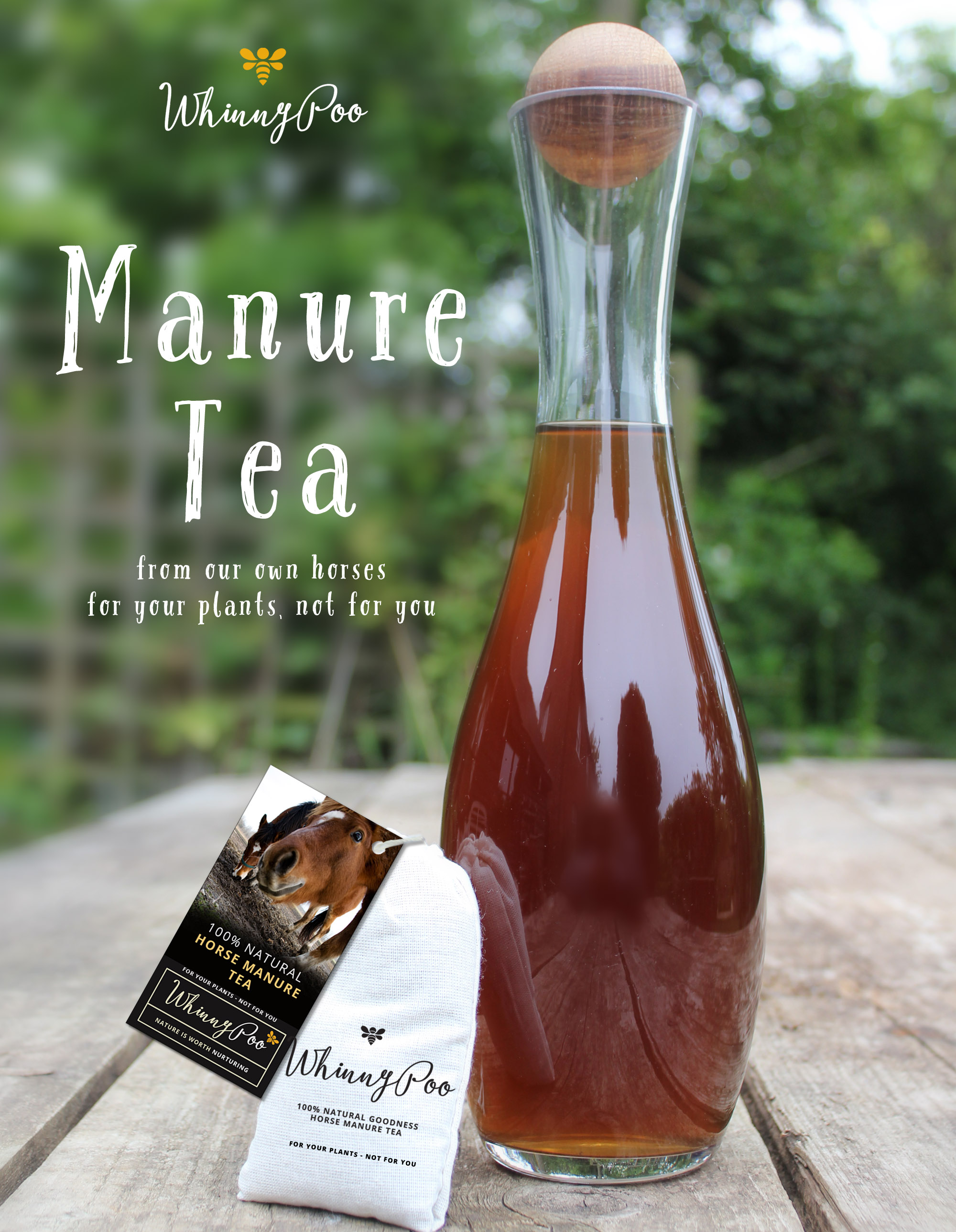 TIME FOR A BREW: POO TEA THAT IS